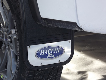 Maclin decal